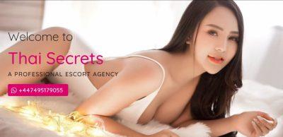 Thai secret escort