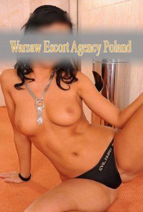 Sofija Warsaw Escort Agency Poland